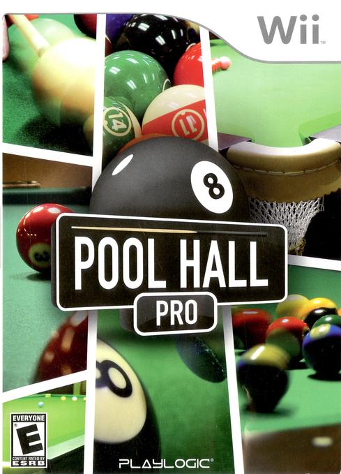 Rom juego Pool Hall Pro