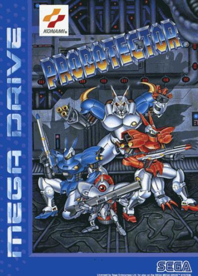 Rom juego Probotector
