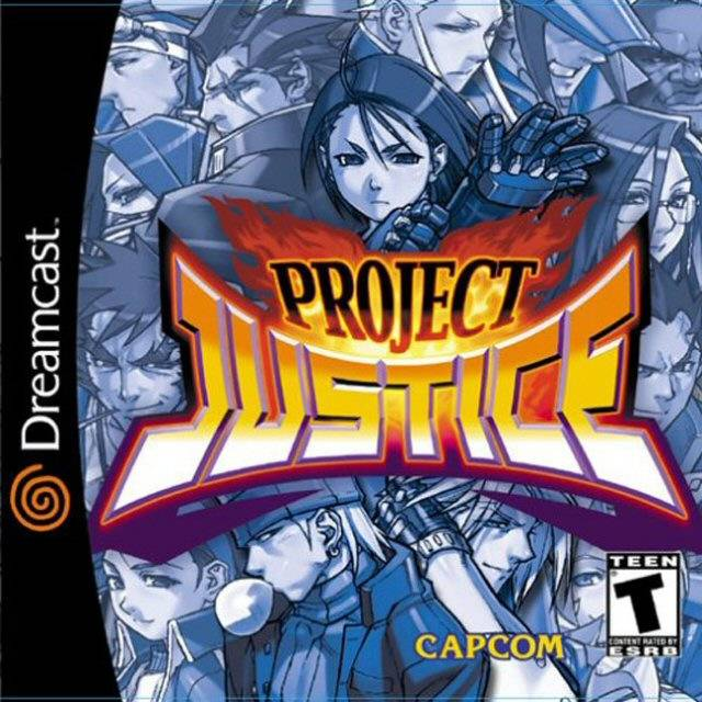 Rom juego Project Justice