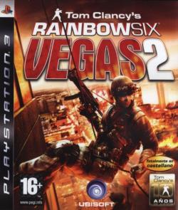 Rom juego Tom Clancy's Rainbow Six Vegas 2