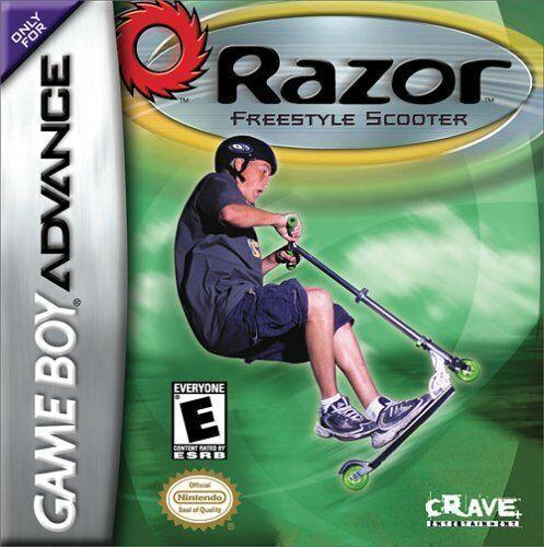 Rom juego Razor Freestyle Scooter