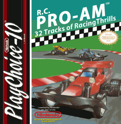 Rom juego RC Pro-Am
