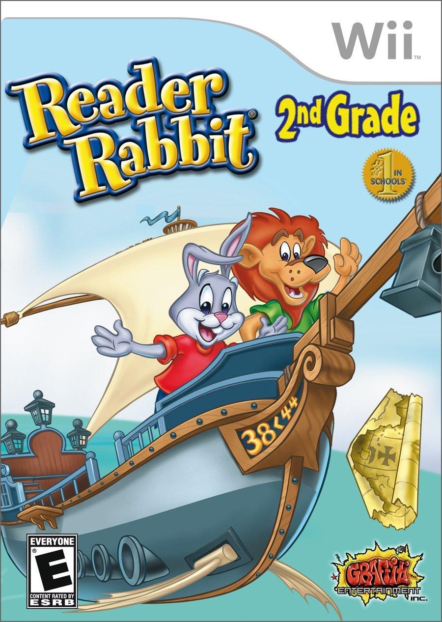 Rom juego Reader Rabbit 2nd Grade
