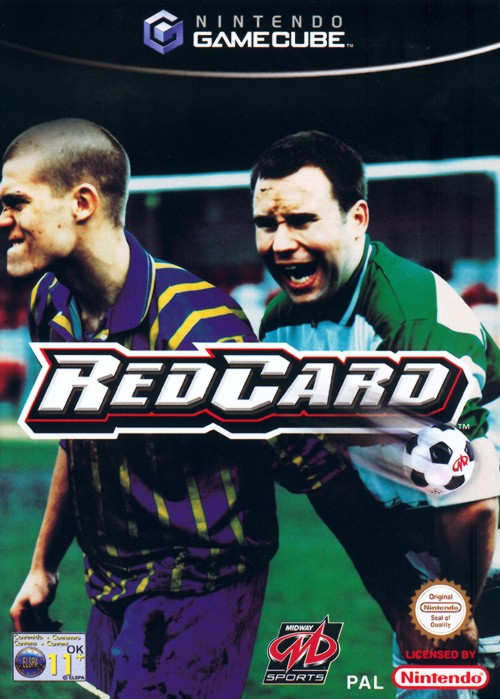 Rom juego RedCard