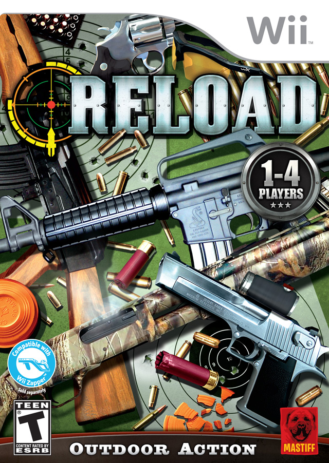 Rom juego Reload