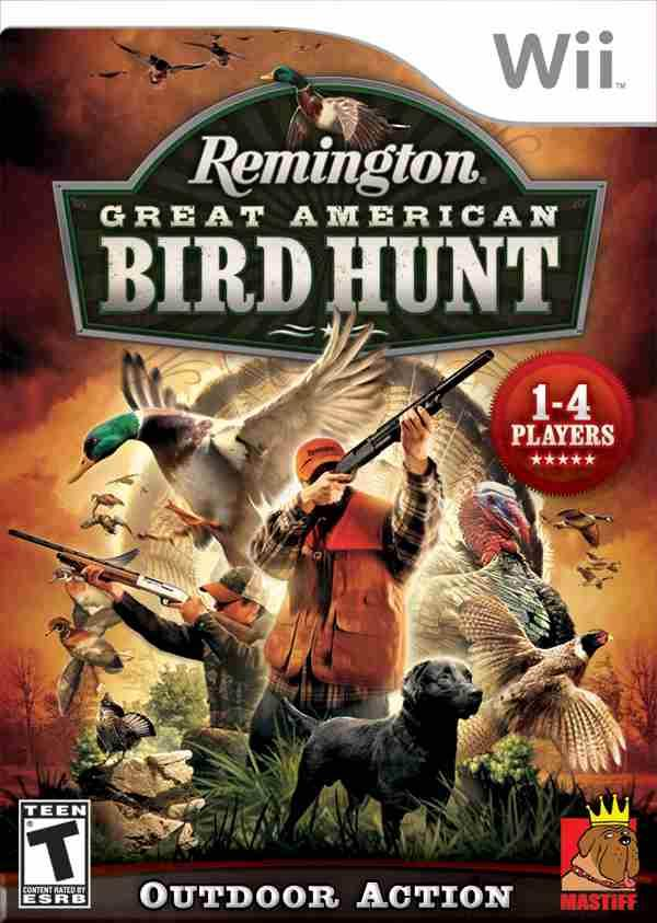 Rom juego Remington Great American Bird Hunt