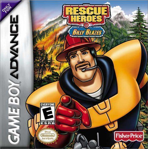 Rom juego Rescue Heroes - Billy Blazes!