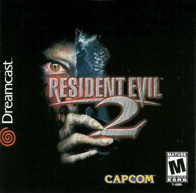 Rom juego Resident Evil 2  - Disc #2