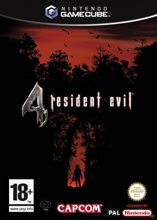 Rom juego Resident Evil 4  - Disc #2