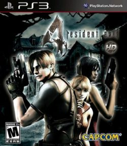 Rom juego Resident Evil 4