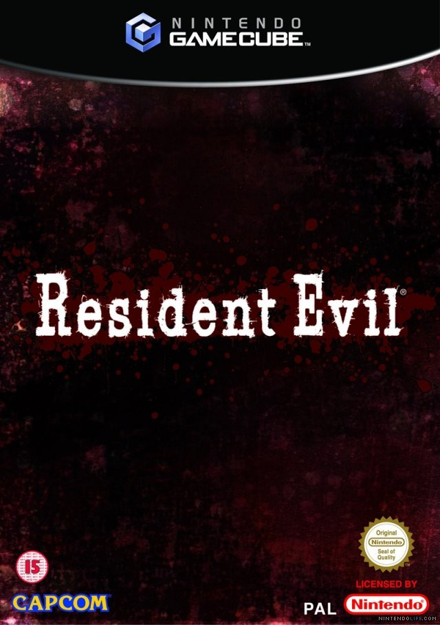 Rom juego Resident Evil  - Disc #2