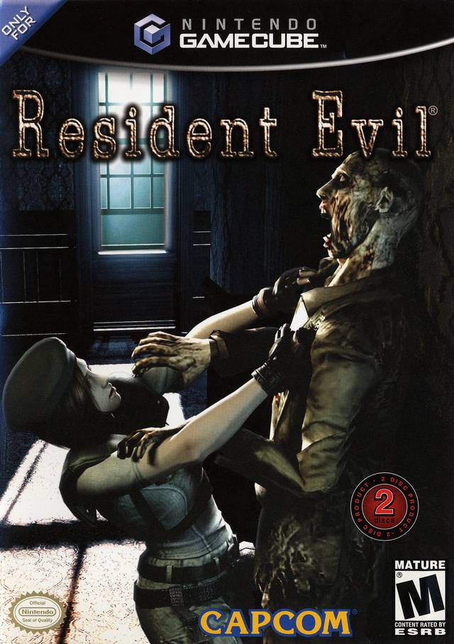 Rom juego Resident Evil  - Disc #1