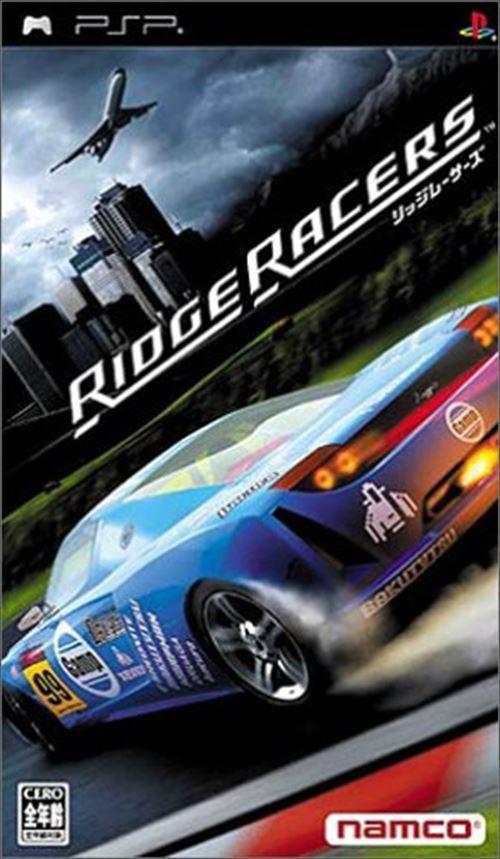 Rom juego Ridge Racer