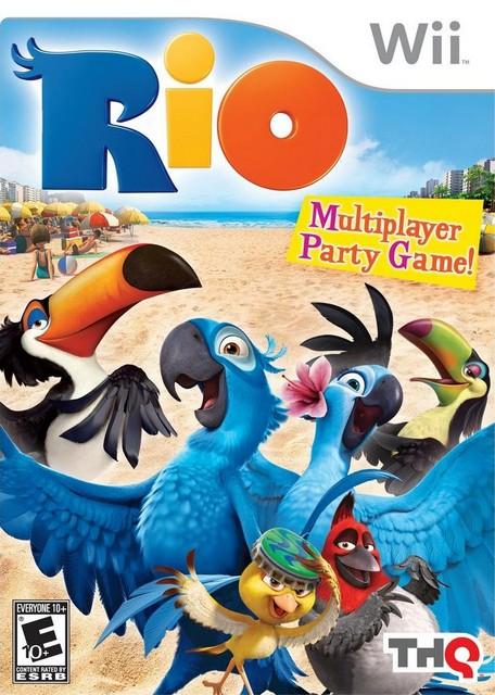 Rom juego Rio