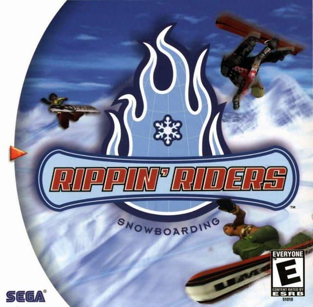 Rom juego Rippin Riders