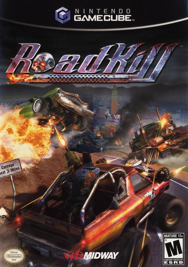 Rom juego RoadKill