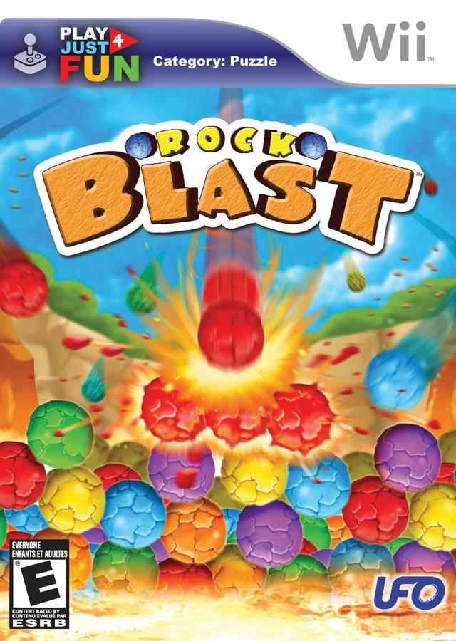 Rom juego Rock Blast