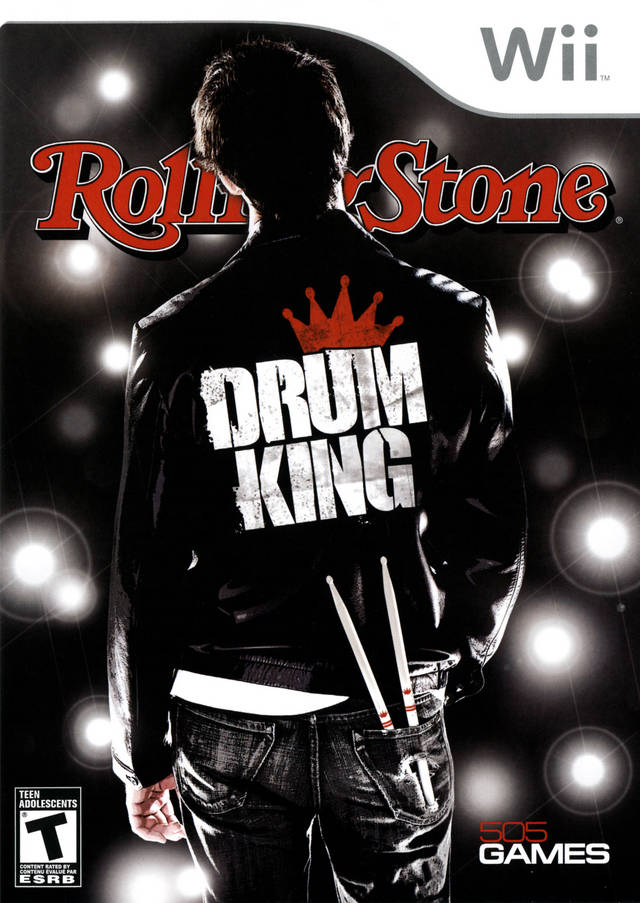 Rom juego Rolling Stone- Drum King