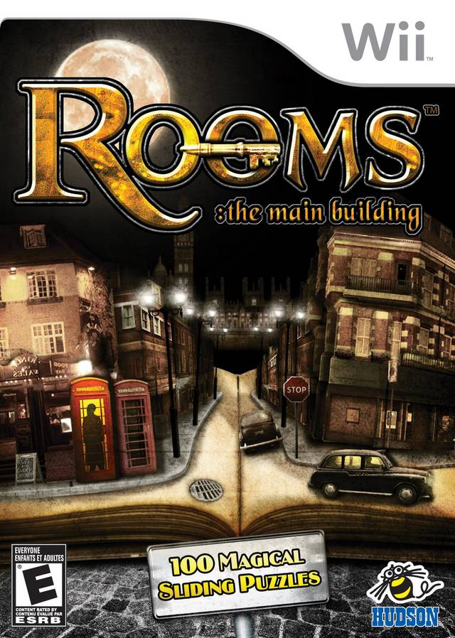 Rom juego Rooms - The Main Building