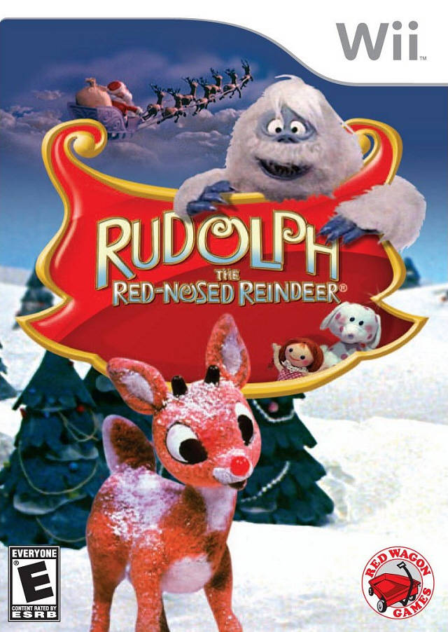 Rom juego Rudolph The Red-Nosed Reindeer