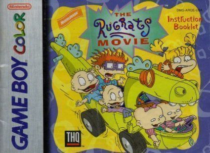 Rom juego Rugrats Movie