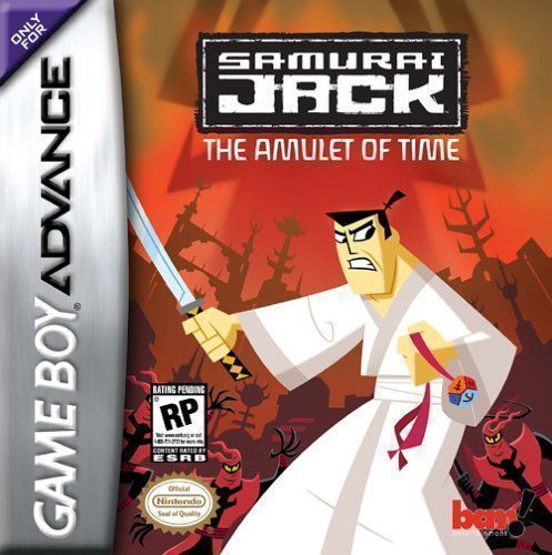 Rom juego Samurai Jack - The Amulet Of Time