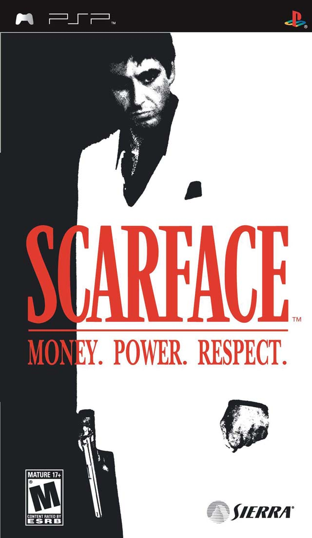 Rom juego Scarface - Money. Power. Respect.