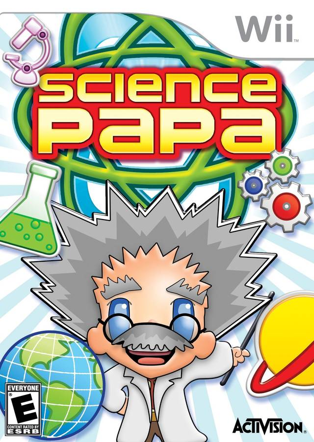 Rom juego Science Papa