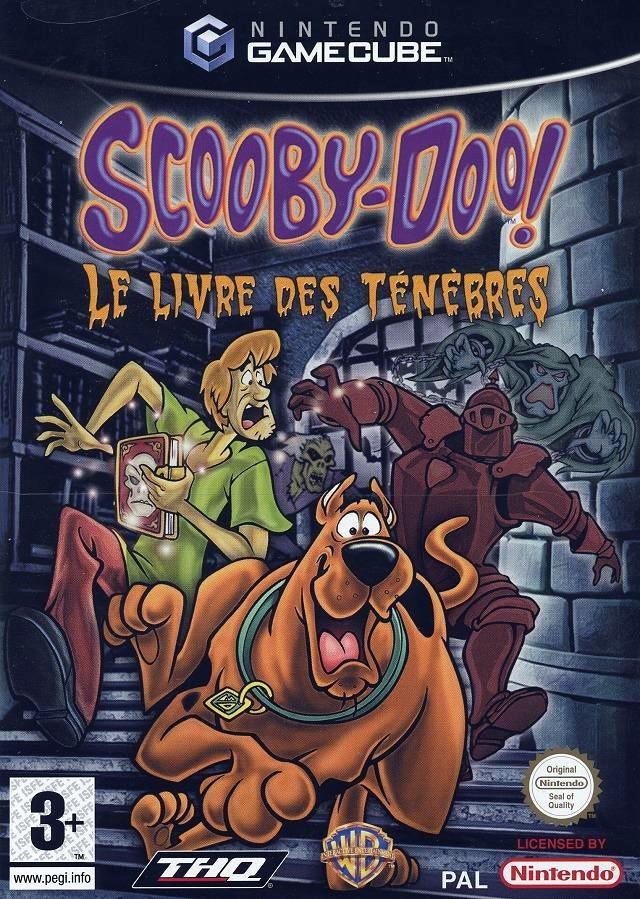Rom juego Scooby Doo Le Livre Des Tenebres