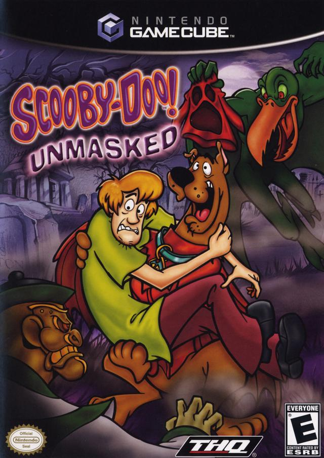 Rom juego Scooby Doo Unmasked