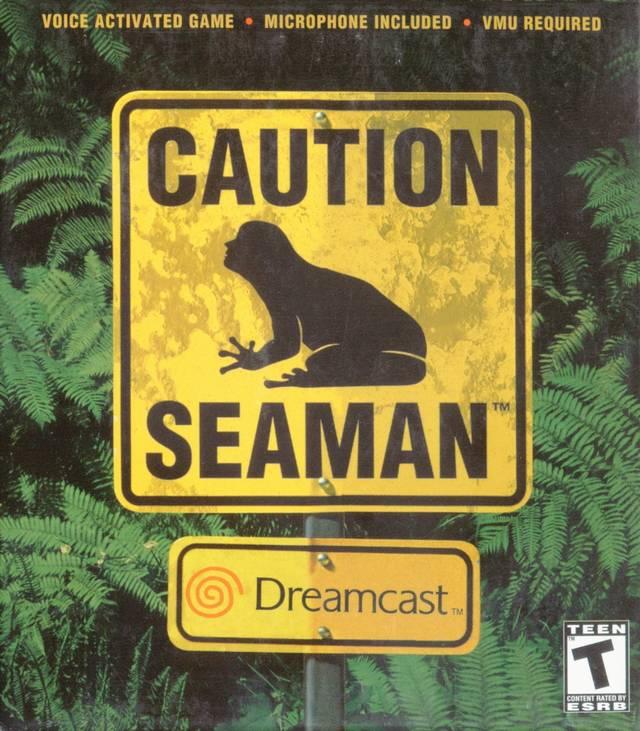Rom juego Seaman