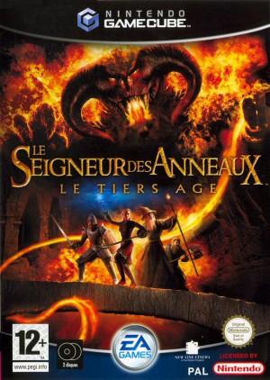 Rom juego Seigneur Des Anneaux Le Le Tiers Age  - Disc #2
