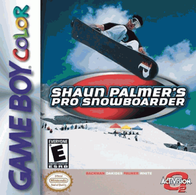 Rom juego Shaun Palmer's Pro Snowboarder