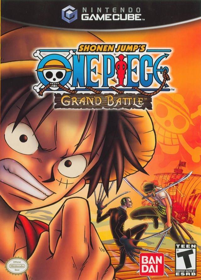 Rom juego Shonen Jump's One Piece Grand Adventure