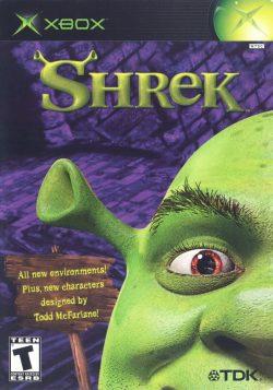 Rom juego Shrek