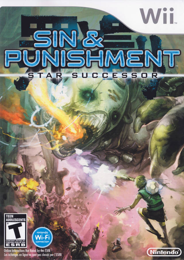Rom juego Sin & Punishment- Star Successor