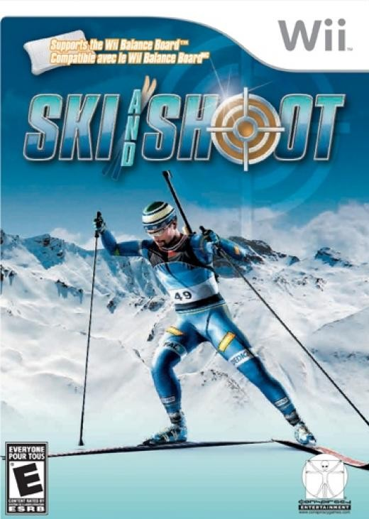 Rom juego Ski And Shoot