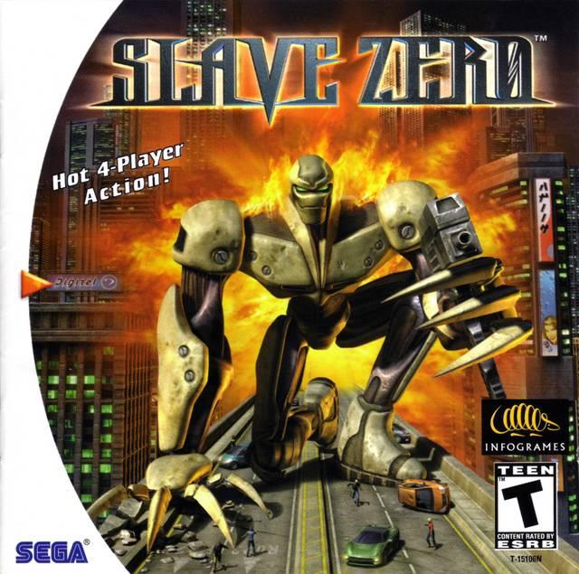 Rom juego Slave Zero
