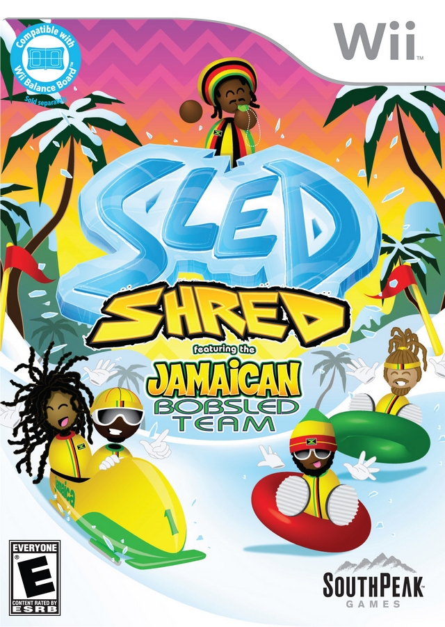 Rom juego Sled Shred