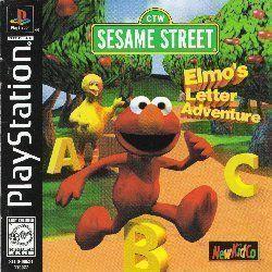 Rom juego Elmo's Letter Adventure