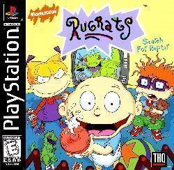 Rom juego Rugrats Search For Reptar