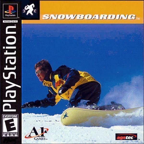 Rom juego Snowboarding
