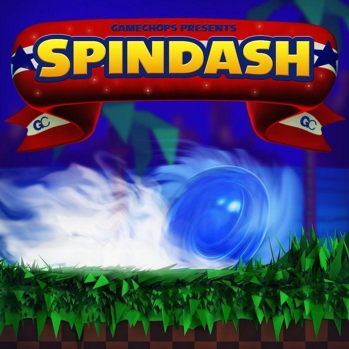 Rom juego Sonic 1 Spindash