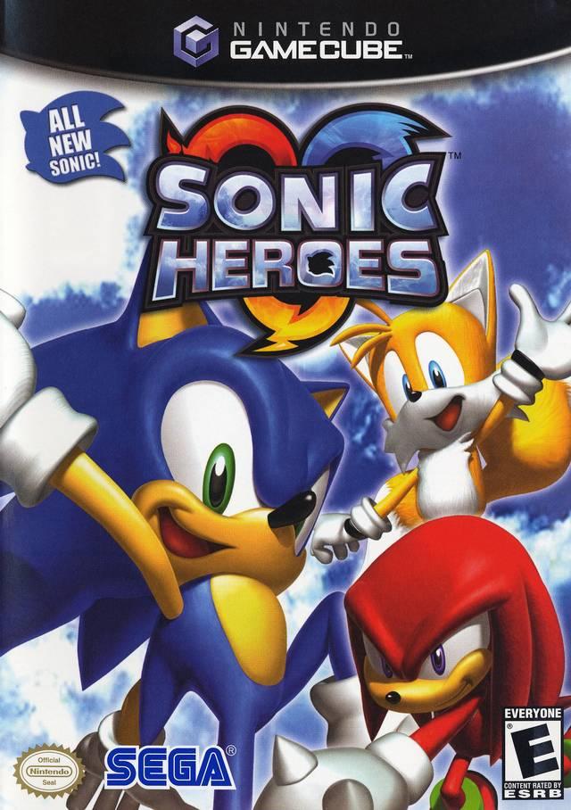 Rom juego Sonic Heroes