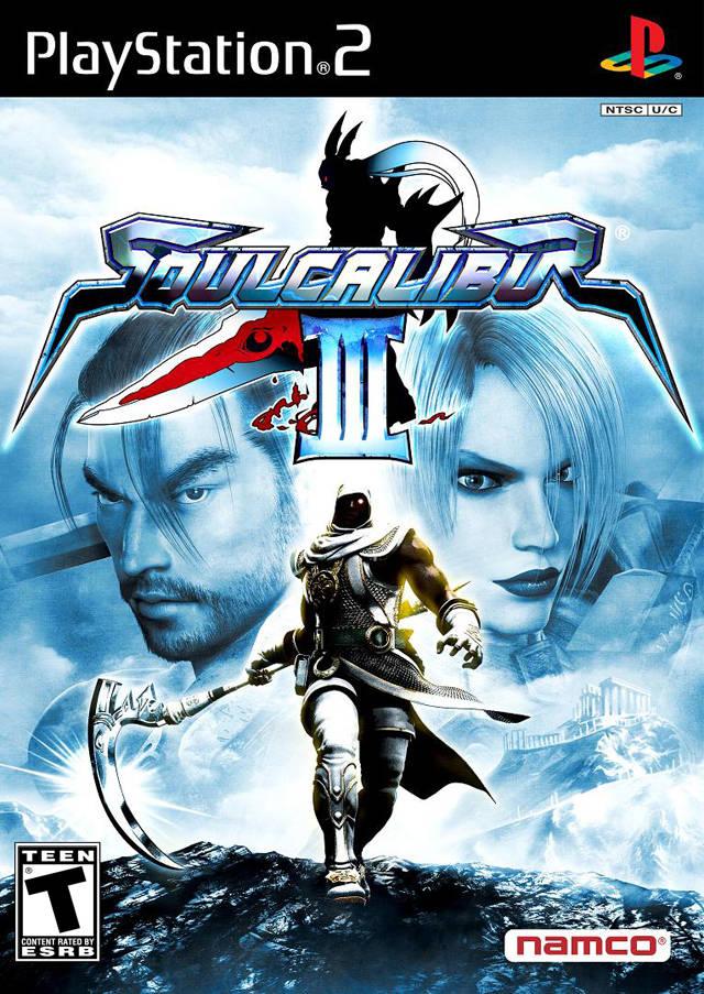 Rom juego Soulcalibur III