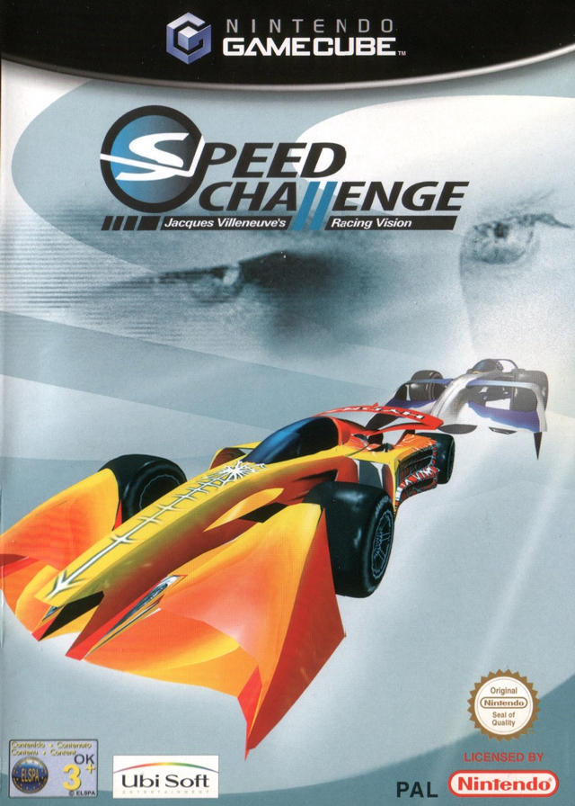 Rom juego Speed Challenge Jacques Villeneuve's Racing Vision