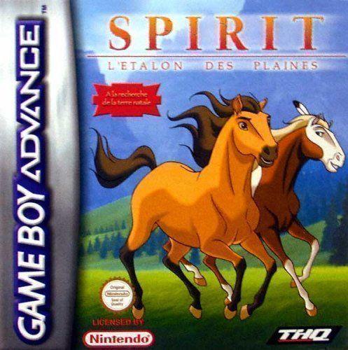 Rom juego Spirit - L'etalon Des Plaines
