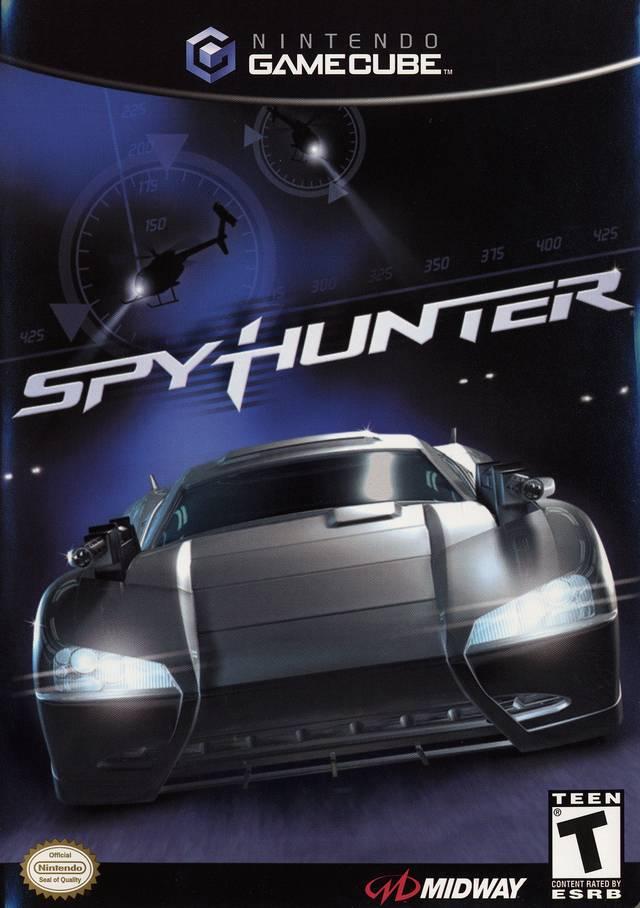 Rom juego SpyHunter