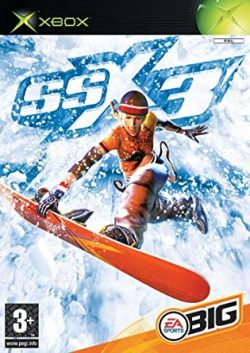 Rom juego SSX 3