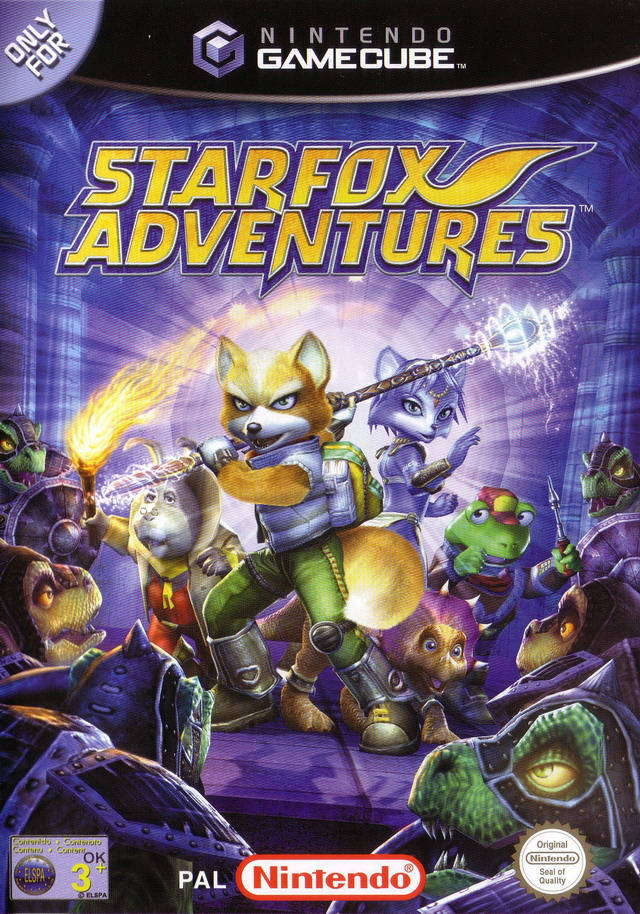 Rom juego Star Fox Adventures